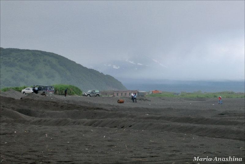 Камчатка, Халактырский пляж