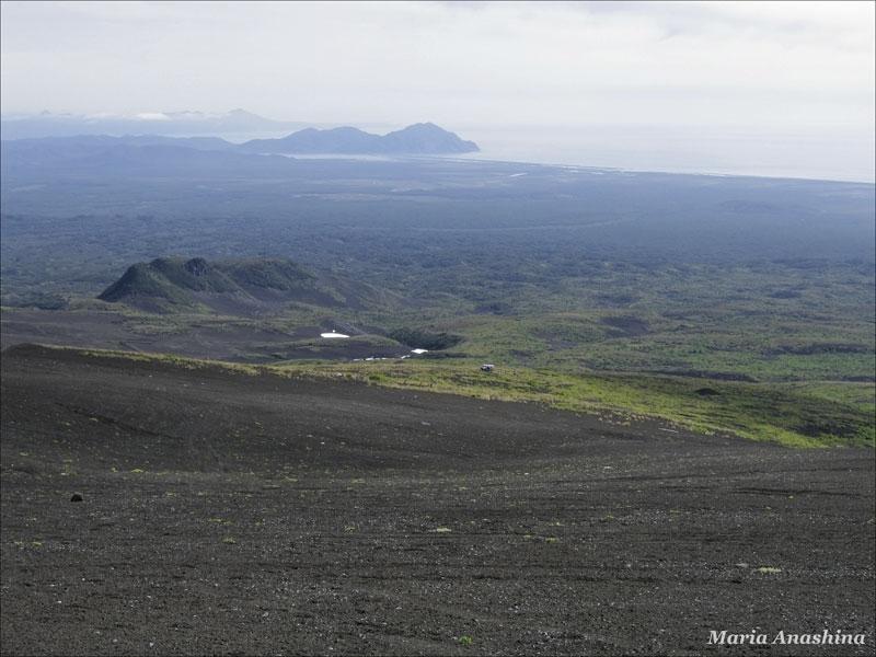 Козельский вулкан, Тихий океан, Камчатка