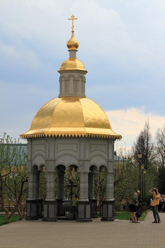 Свято-Троицкий Серафимо-Дивеевский монастырь, источник