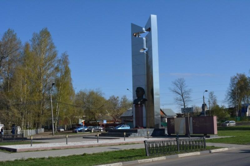 Памятник Ахмету Хан-Султану, Ярославль