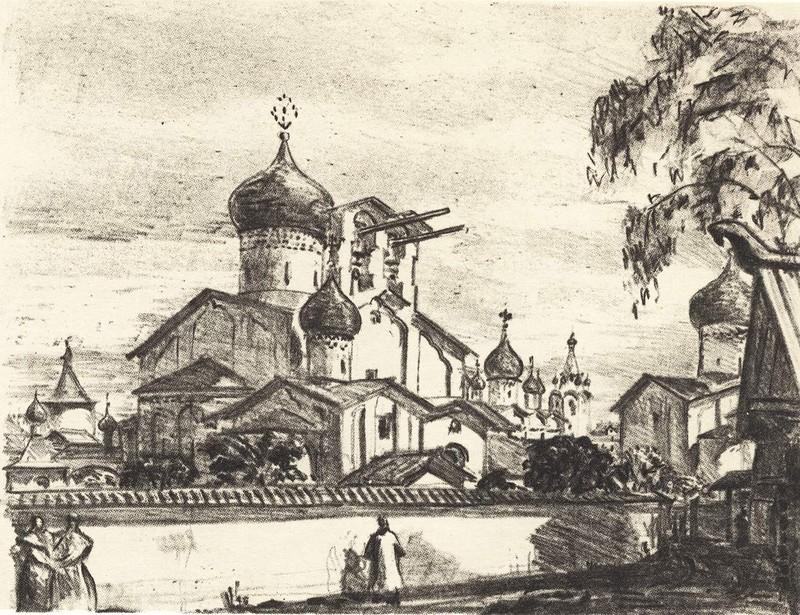 Церковь Николы на Усохе