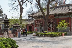 Монастырь Гуанцзи, достопримечательности Пекина