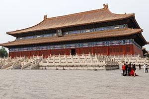 Храм Императорских предков, достопримечательности Пекина