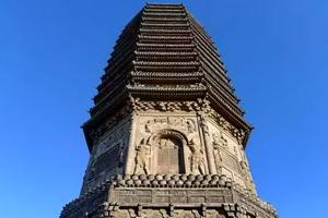 Храм Тяньнин, достопримечательности Пекина
