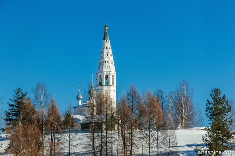 Спасо-Преображенский собор, Судиславль