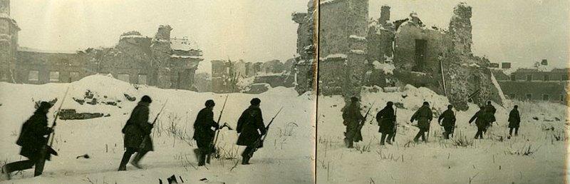 Шлиссельбургская крепость, 1943 год