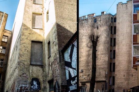 Примеры недостроенного Петербурга