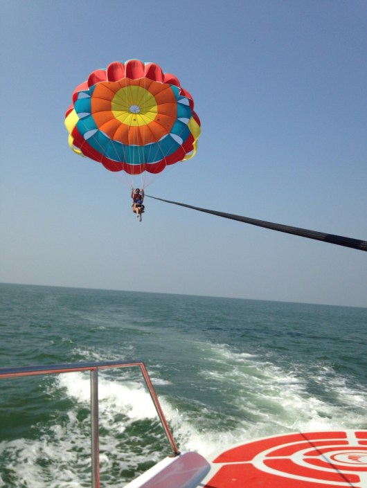 3 day goa vacation water sports