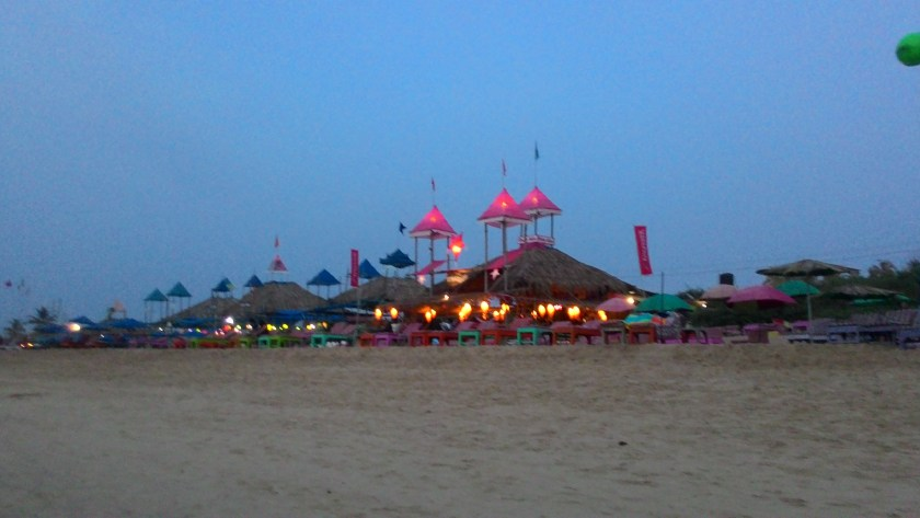 3 day goa vacation candolim beach