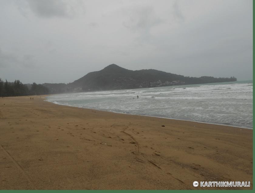 Thailand 6 days itinerary Kamala Beach Phuket