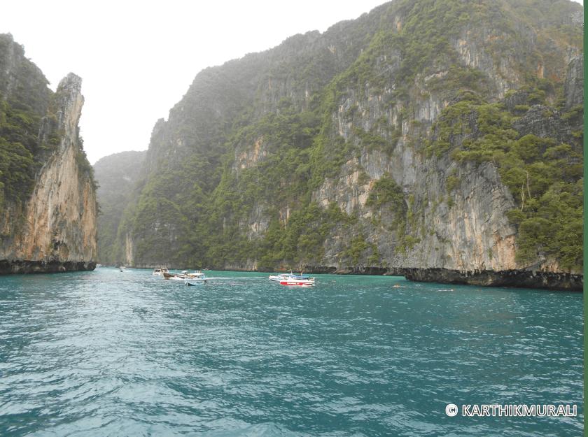 Thailand 6 days itinerary Phi-Phi Island, Phuket