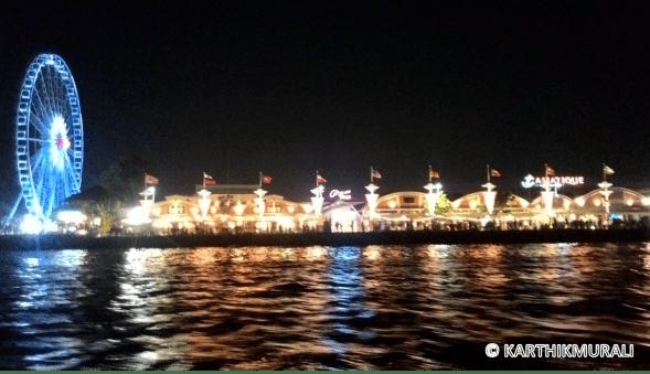Thailand 6 Days Itinerary Asiatique Riverfront Bangkok