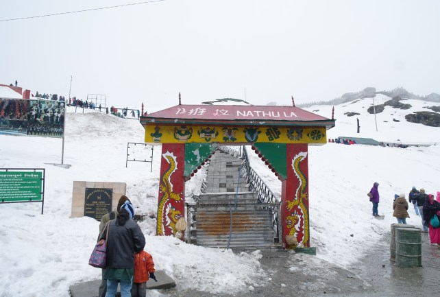 TripAdvisor top attractions Nathula Pass