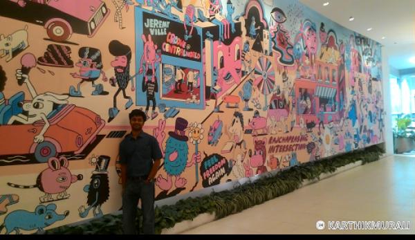 Thailand 6 Days Itinerary Central World Mall Bangkok