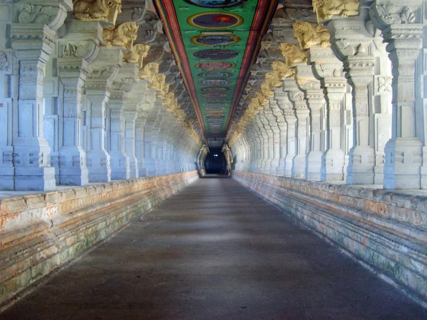 1212 corridors in Rameshwaram