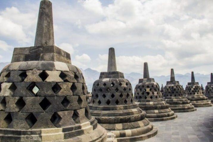 Seni Rupa Terapan Arsitektur Candi Borobudur