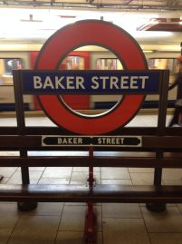 Famosa Baker Street!