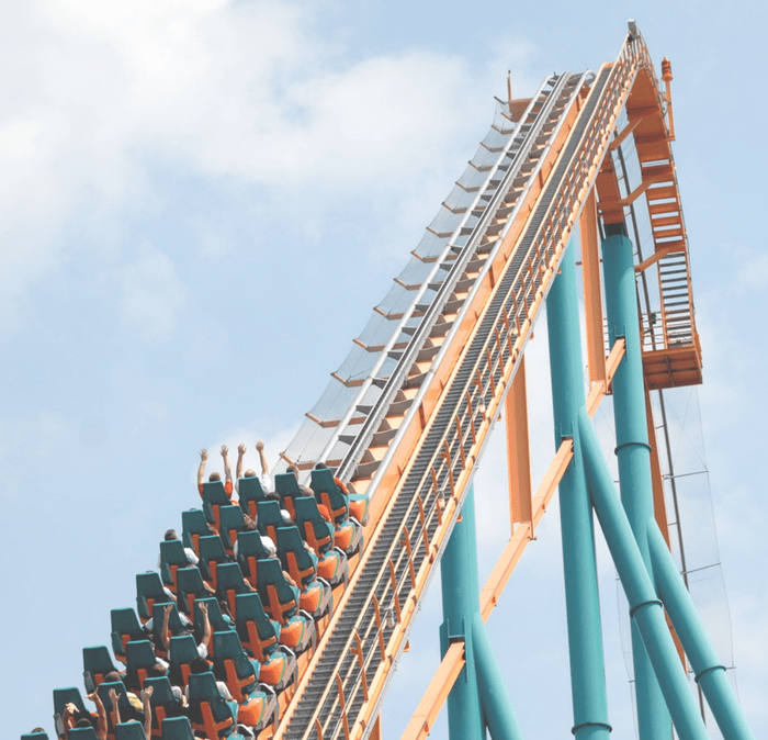 The Best Ohio Roller Coasters