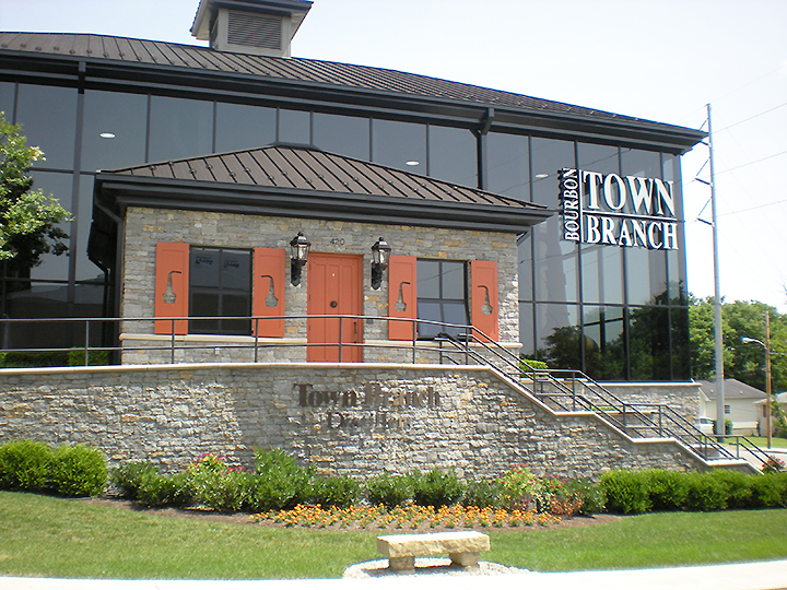 kentucky bourbon trail town branch