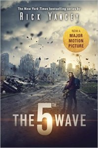 The 5th Wave - What I Plan to Read in 2016 // www.anaspiringheroine.com