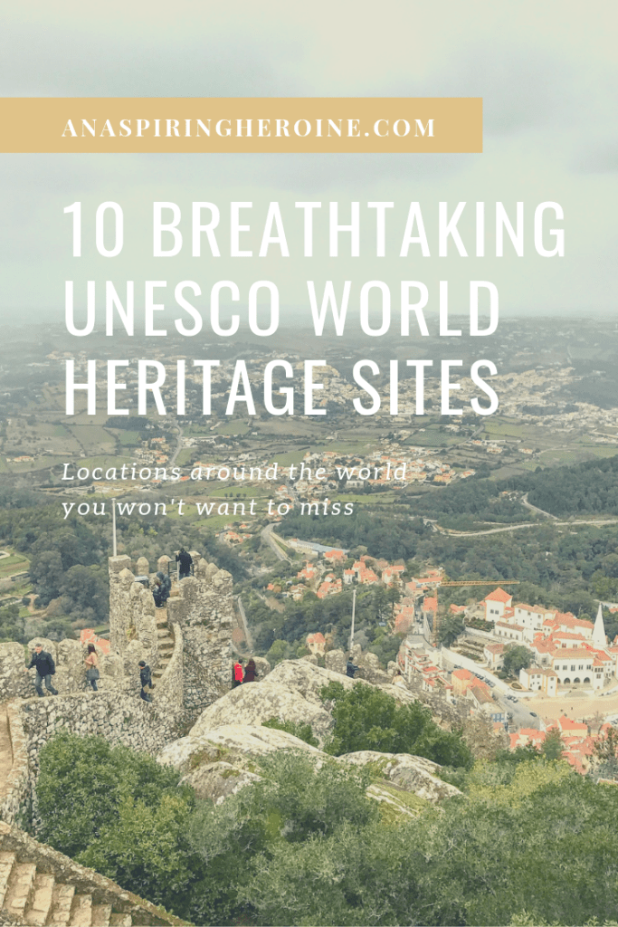 I have been fortunate enough to visit a ton of impressive places around the world, and I've rounded up the 10 most breathtaking UNESCO World Heritage Sites to help you plan your next trip! | An Aspiring Heroine