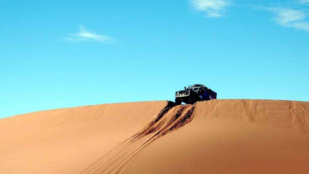 Desert Safari in UAE 1