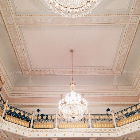 Theater in Venice via anastasiabenko.com