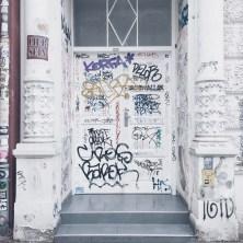 door in Hamburg, Germany via anastasiabenko.com