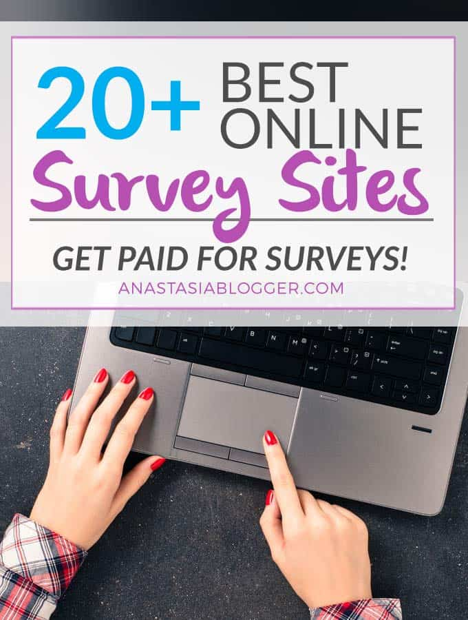 20+ best paid online surveys sites. Get paid for surveys! Online surveys for money, Online surveys that pay, Paid online surveys. Get a list of Best online surveys in the US, Canada and the UK!