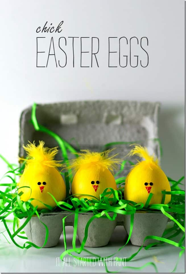5 Easter Decorations - Easter Eggs Ideas for 2018!