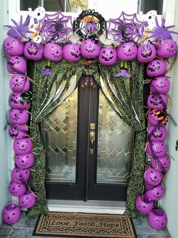 DIY Halloween Decorations For Outdoor