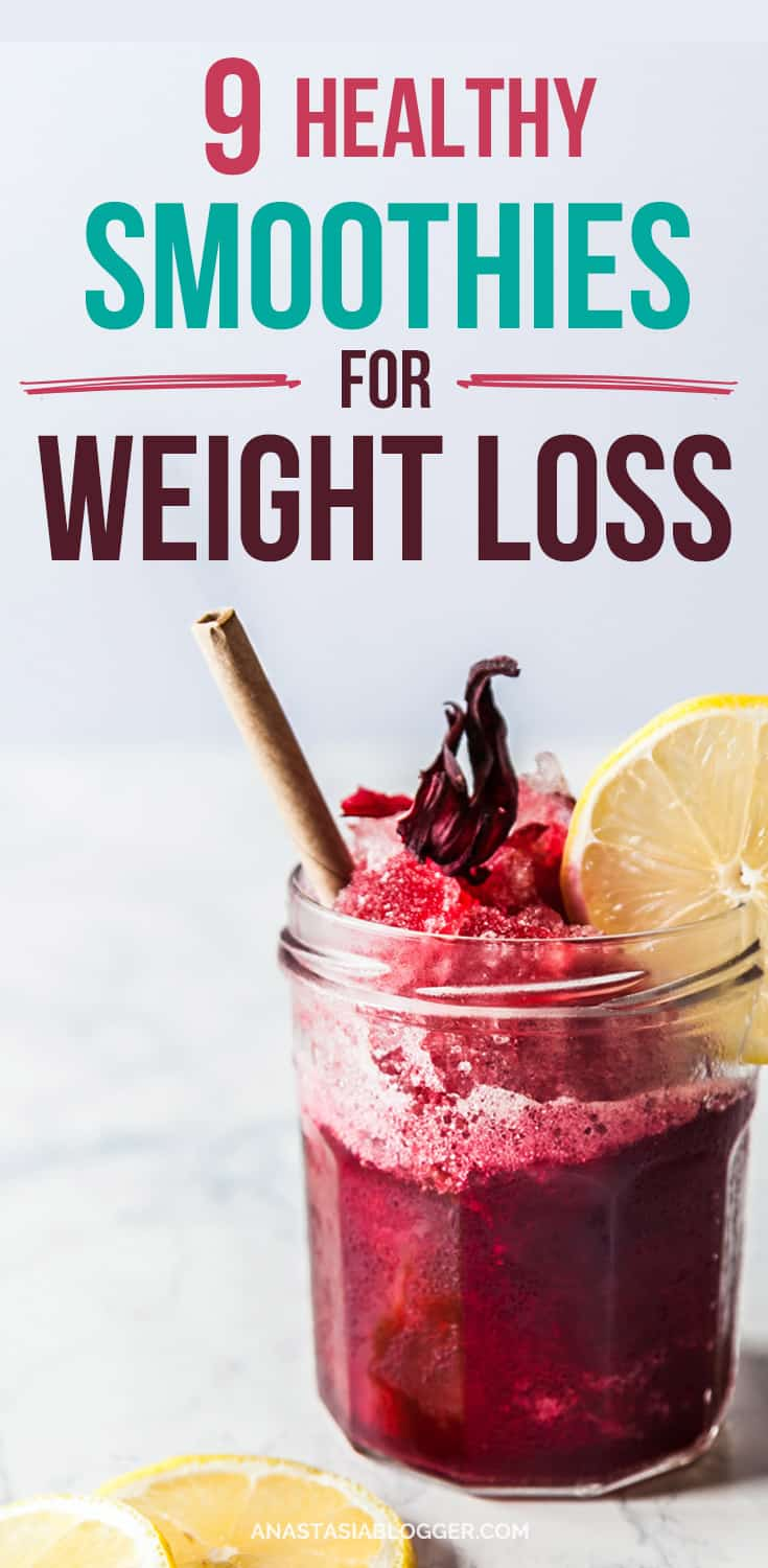 Healthy smoothies to lose weight and indulge you in your fat burning journey. Get these healthy smoothies recipes as a meal replacement for a flat belly, and boost your metabolism! These weight loss smoothie recipes will help you keep your diet and still feel like you can have amazingly tasty treats!