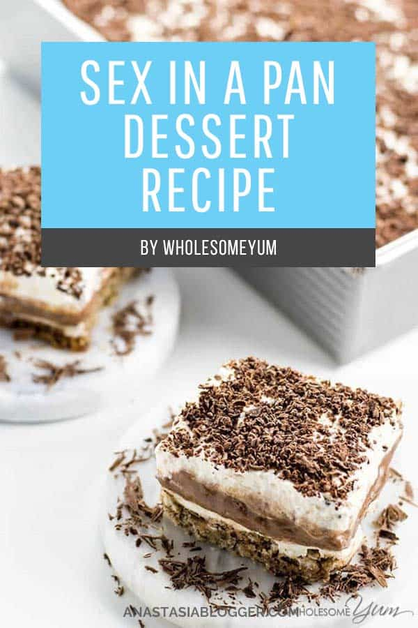 Sex In A Pan Keto Dessert Recipe (Sugar-Free, Low Carb). Save these 9 Easy Keto Dessert Recipes – keep your Ketogenic Diet guilt-free and indulge your sweet tooth self! These healthy Keto Desserts are quick to cook, some are no-bake, but all are low carb and will never break your ketosis. Keto Fat Bombs, chocolate, cream cheese, cheesecakes and other pleasures all Keto-friendly! #keto #ketogenic #ketodiet