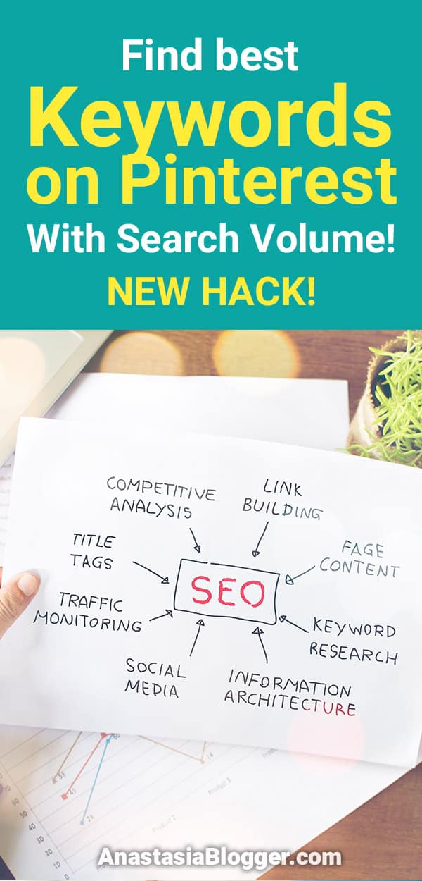 Pinterest Keyword Research is now more accurate - check how you can find the monthly search volumes for keywords on Pinterest using Pinterest's own tools available and free for everyone! Pinterest SEO