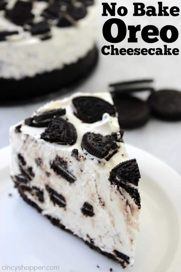 5 BEST No Bake Cheesecake Recipes Quick and Easy Desserts