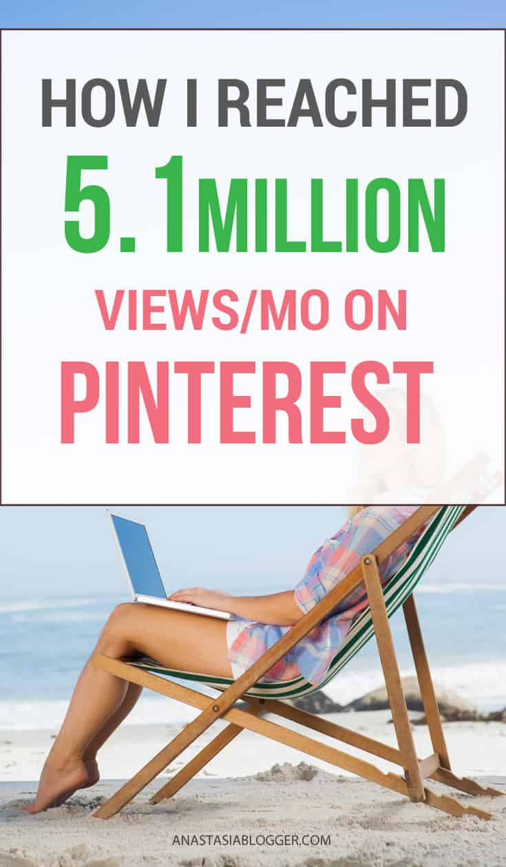 Social media marketing. How Pinterest Traffic to My Blog Tripled in 2 weeks. Here is my Pinterest strategy, which helped me to grow my blog traffic and income. Learn how to create viral pins and drive tons of Pinterest traffic even with a small following, as a new blogger.