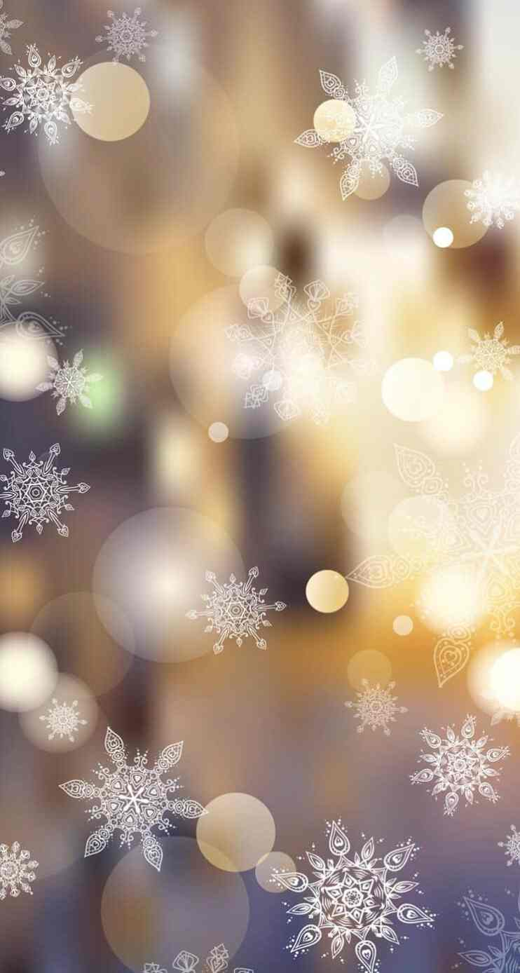 Christmas Wallpapers For Iphone Cute And Vintage Backgrounds Download A Collection Of Free