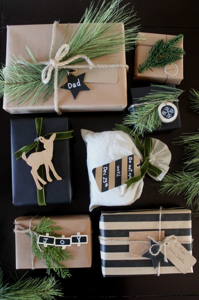 Best DIY Gift Wrapping Ideas and Hacks for ANY Holiday! This collection of the best DIY gift wrapping ideas and hacks will give it a unique touch. Save these ideas to your Gift Wrapping board on Pinterest! #gifts #giftwrap #wraps #party #holiday #presents #diy #hacks #giftideas