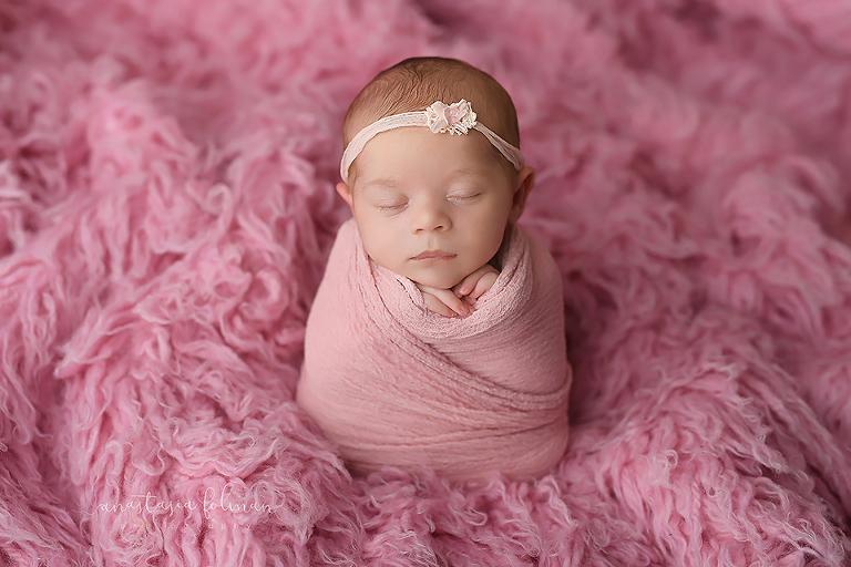 Babyfotograf aus Paderborn  Jolina