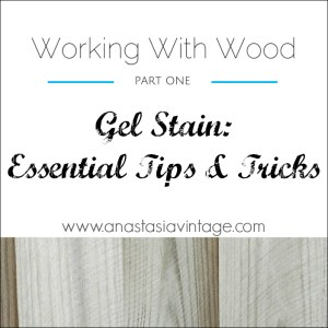 How to Replace Missing Furniture Pieces with a Glue Gun {Working With Wood Series}
