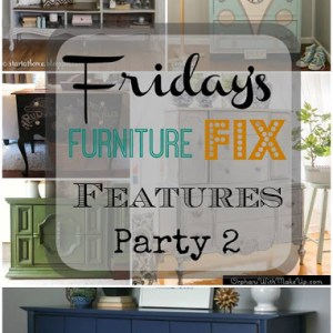 Friday's Furniture Fix Link Party {Week 3}