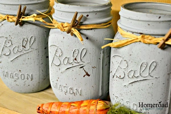 http://www.homeroad.net/2015/03/speckled-egg-painted-mason-jars.html