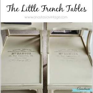 Les Petites Tables Francaises (The Little French Tables)