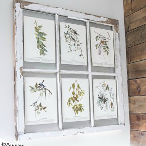 DIY Vintage Artwork Ideas