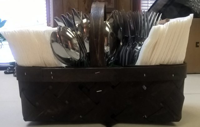 attractive Utensil Caddy