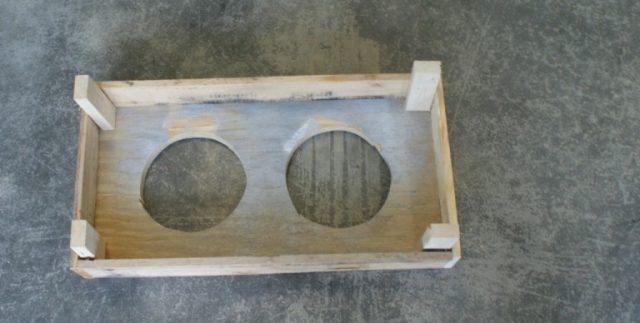 Pallet board nail gun