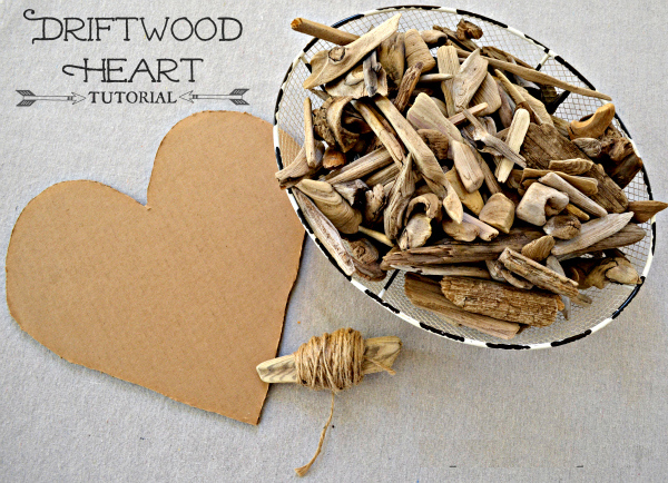How-to-make-a-driftwood-heart