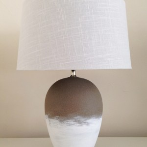 DIY Tutorial: Anthropologie Aliso Lamp Ensemble Knockoff
