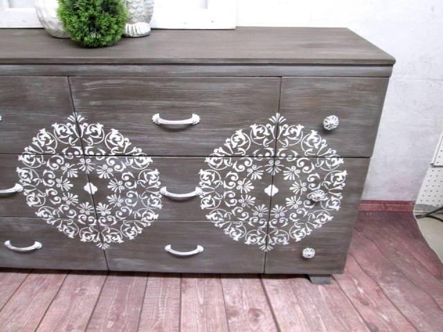 Boho drawers