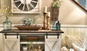 Entry Area Vignette for Harmony